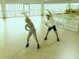 Упражнения для талии и боков от Валери Турпин